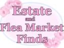 Shabby Flea Market Finds