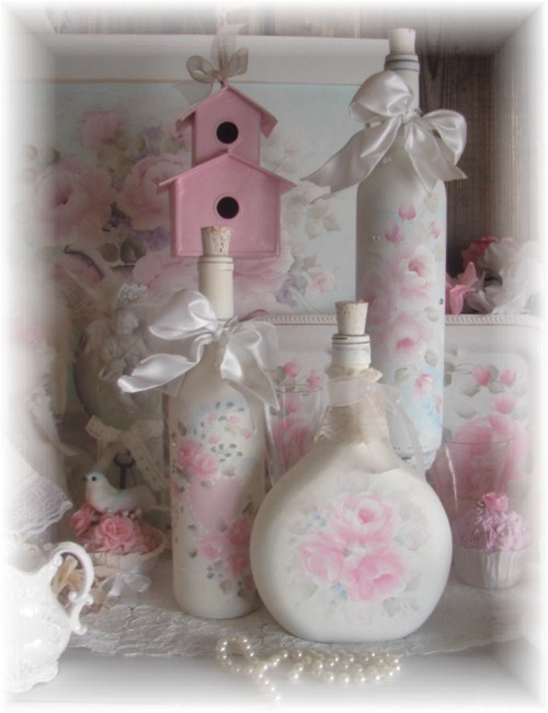 Shabby Vintage & Chic cottage Home Page